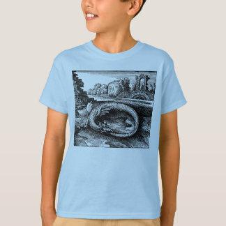 Ouroborosのドラゴン- Tシャツ