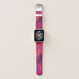 Outerspaceの日没 Apple Watchバンド