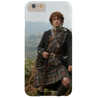 Outlander | Jamie Fraser -石で傾きます Barely There iPhone 6 Plus ケース
