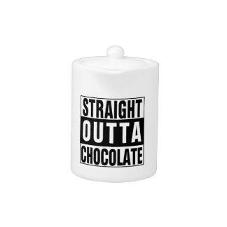 Outtaまっすぐなチョコレート