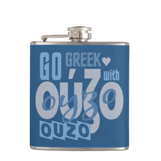 OUZOのカスタムのフラスコ フラスク