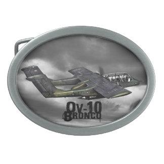 OV-10ブロンコ 卵形バックル