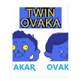 OVAKA・LOOPY はがき