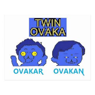 OVAKA・LOOPY ポストカード