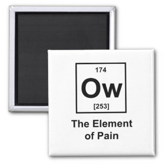 Owの苦痛の要素 マグネット