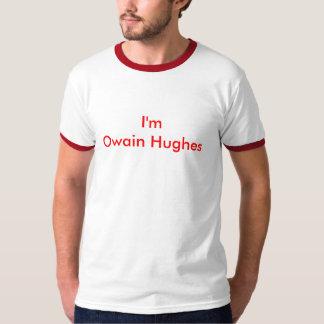 Owainヒューズ Tシャツ