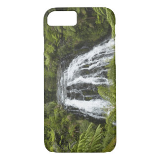 Owharoaは、Paeroaの近くで下ります、Karangahakeの峡谷 iPhone 8/7ケース