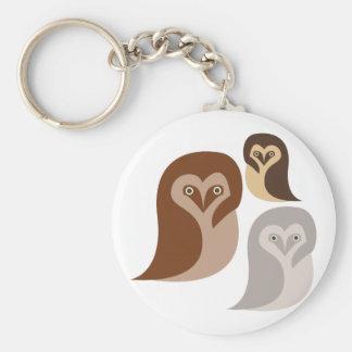 Owlets キーホルダー