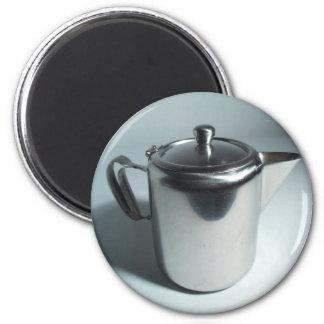 Oxygenteesの銀製の茶 マグネット