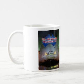 OzのすばらしいDamon コーヒーマグカップ