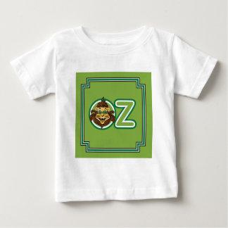 Ozのライオン ベビーTシャツ
