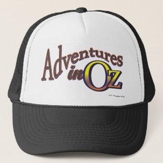 Ozのロゴの帽子の冒険 キャップ