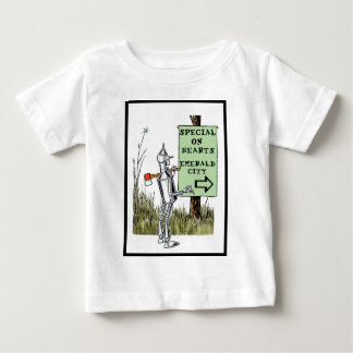 Oz -錫の人 ベビーTシャツ