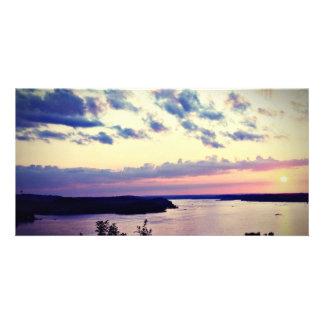 Ozarksミズーリの写真カードの湖 カード