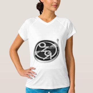 OZGAのターンテーブル Tシャツ