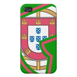 Pはポルトガルのためです iPhone 4 ケース