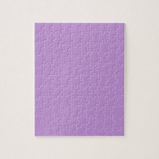 P07魅惑的に絶妙な紫色色 ジグソーパズル