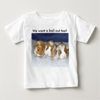 P1010504完全; init_、私達は保釈がほしいと思いますも! ベビーTシャツ