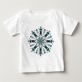 P2曼荼羅 ベビーTシャツ