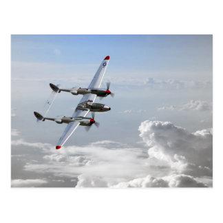 P38パトロール ポストカード