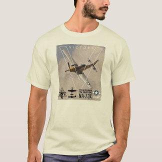 P51 WarbirdのTシャツ Tシャツ