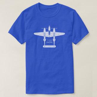P-38稲妻 Tシャツ