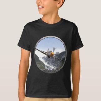 P-51ムスタング Tシャツ