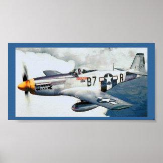 P-51 ポスター