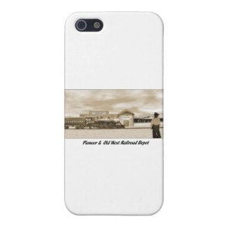 P&OW RR iPhone 5 カバー