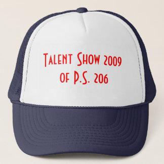 P.S. 206の才能ショー2009年 キャップ