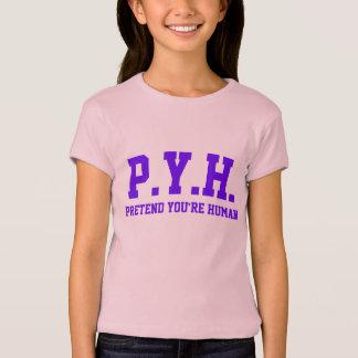 P.Y.H. Tシャツ