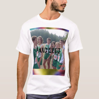 pa xcの農夫 tシャツ