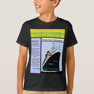 Pabodieの探険の発表 Tシャツ