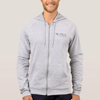 PACのフード付きスウェットシャツ-他の選択と合っているMiPACA パーカ