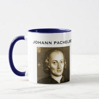 Pachelbelのポートレートのマグ マグカップ