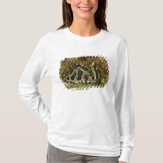 Pacmanのカエル、Ceratophrysのcranwelliまたは南 Tシャツ