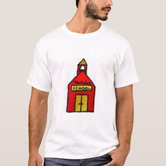 Pactolusの学校 Tシャツ