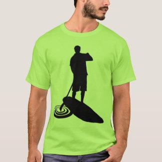 paddleboardプール tシャツ