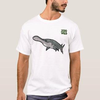 Paddlefish Tシャツ