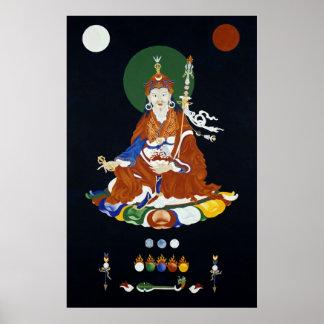 Padmasambhava [ポスター] プリント