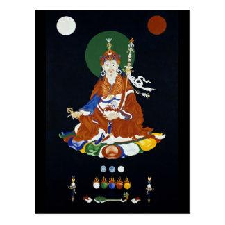 Padmasambhava [郵便はがき] ポストカード