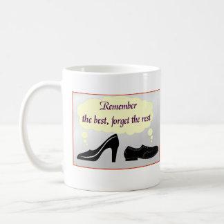 Pah! 何を心痛および悲しみについて知っていますか。 コーヒーマグカップ