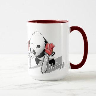 PAiNDAのマグ マグカップ
