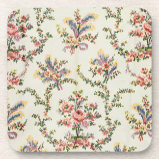Palaで女王のためにMarieアントワネット編まれる布 コースター
