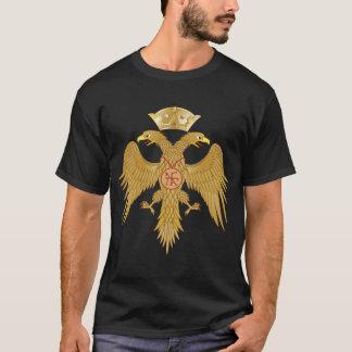 Palaiologosのワシ Tシャツ