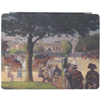Palaisは、パリ上がりました iPadスマートカバー