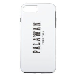 Palawanフィリピン iPhone 8 Plus/7 Plusケース