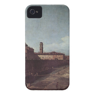 Palazzoの庭からのトゥーリンの眺め Case-Mate iPhone 4 ケース