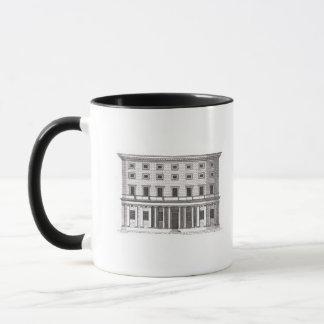 Palazzo Massimiのallaバエの正面の眺め、 マグカップ