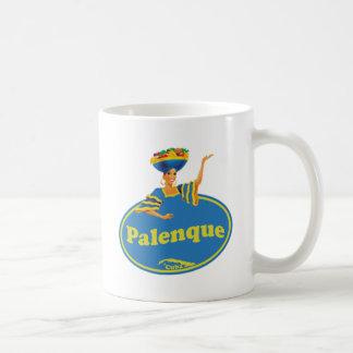 Palenque. コーヒーマグカップ